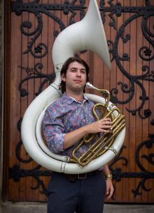 Hogtown Sound - Bryan Yaremko - Sousaphone
