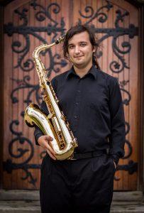 Hogtown Sound - Loui Koutsouflakis - Tenor Sax